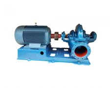 S.SH型单级双吸离心泵
