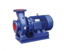ISZ、ISW型系列单级单吸管道离心泵