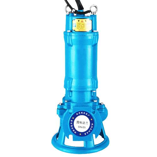 WQK�p切割��水排污泵